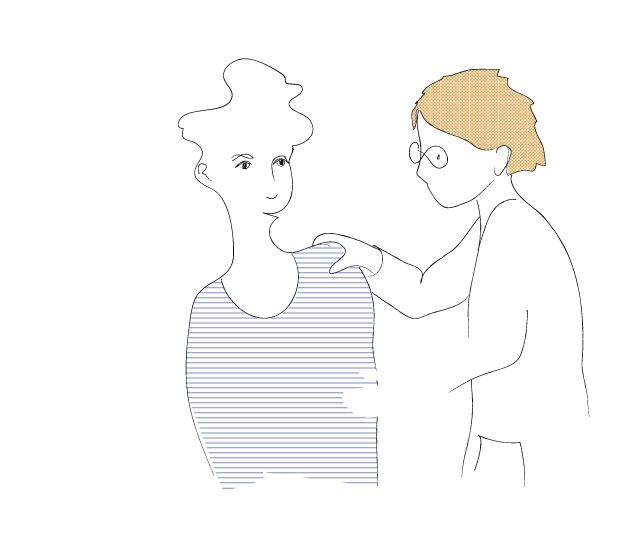 Illustrationer Hälso- och sjukvård