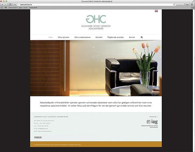 GHC advokatbyrå